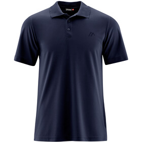 Maier Sports Ulrich Poloshirt Heren, night sky